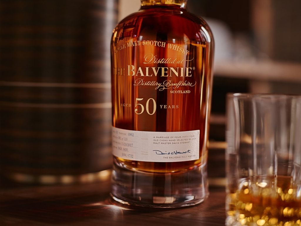 Balvenie Fifty Whisky Comes to Canada