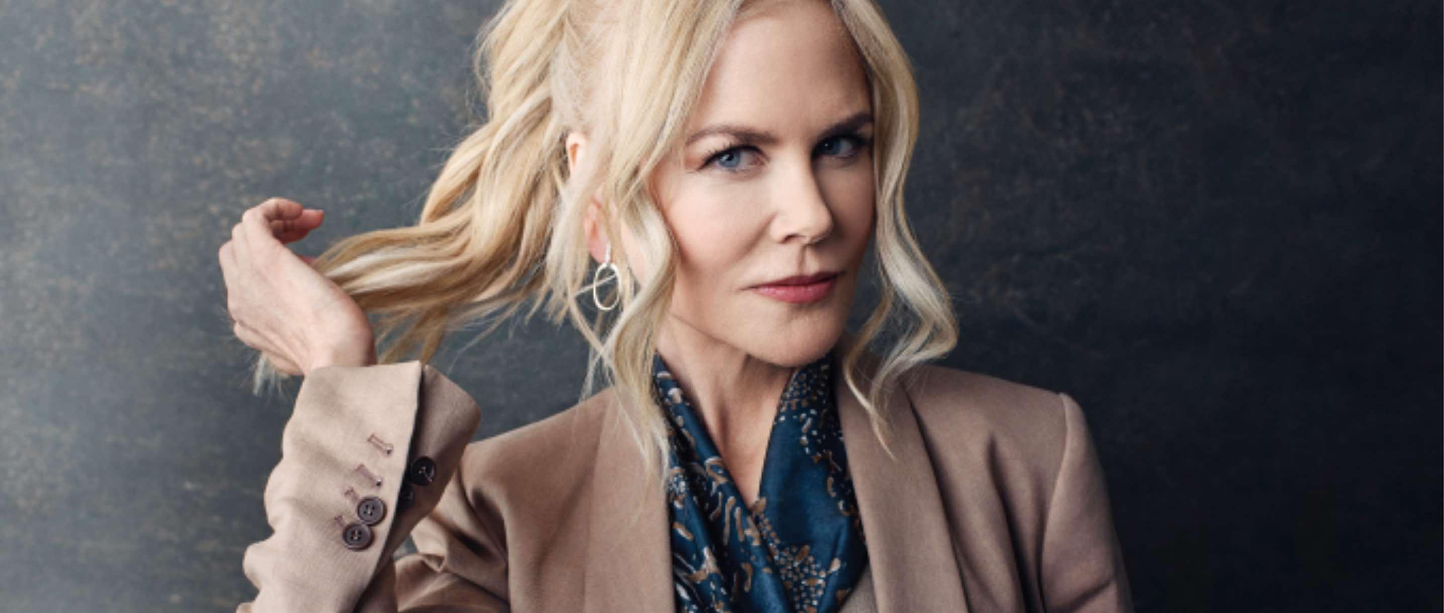 Neutrogena model Nicole Kidman