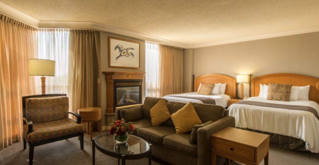 Casino Rama Resort bedroom